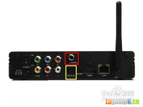 网络机顶盒怎么安装