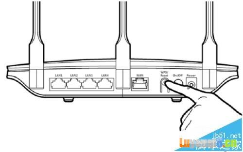 荣耀路由器Pro恢复出厂设置的三种方法
